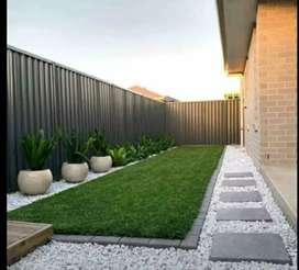 taman rumah jual rumput  swis