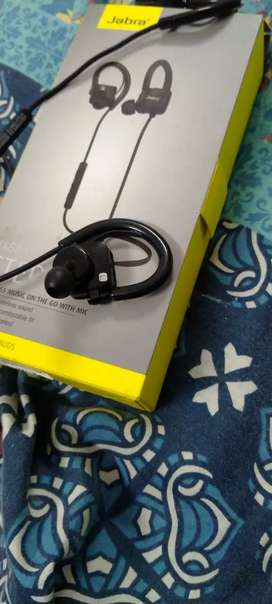 Jabra step wireless headphones