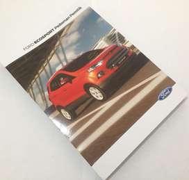 BookManual Repro Ori Ford Eco Sport 2011 - 2017 Condition Baru
