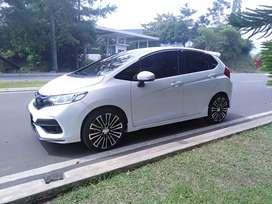 Jual Honda Jazz RS Putih