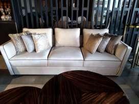 Grieta Sofa, 3 Seater, 2 Seater Sofa Set, For Home, Living Room