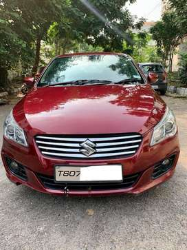 Maruti Suzuki Ciaz 2015 Diesel in  Excellent Scratch less condition