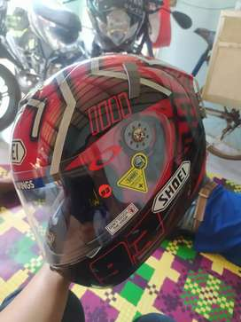 Helm Shoei x 14 basic Cl max