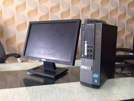 Branded Dell Core I5 2nd gen 4gb ram 500 gb hdd 19inch led full set