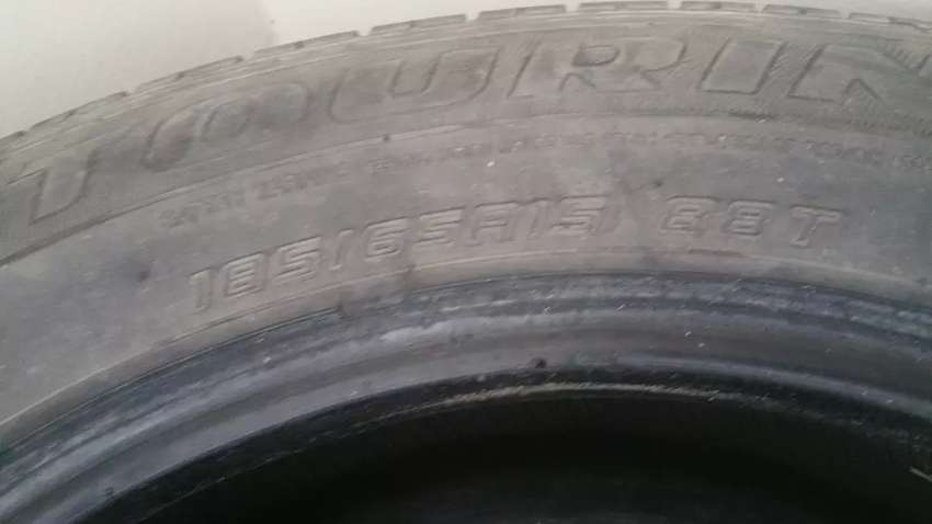Tyres. Dunlop tyres good condition 0