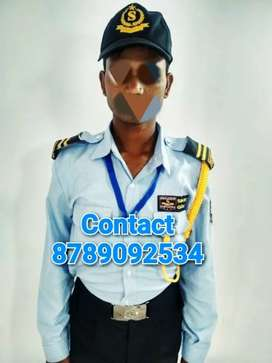 Security guard and Supervisor in Ranchi