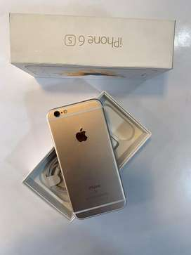 IPHONE 6S-64GB GOOD CONDITION ##