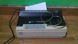 Printer dotmatrix epson Lx300+