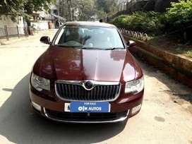 Skoda Superb 2008-2013 1.8 TSI MT, 2010, Petrol