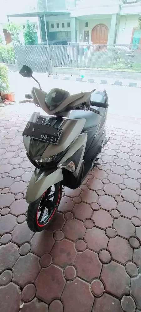 Mio Soul GT 125 Mesin Mulus Terawat Siap Pakai 2016