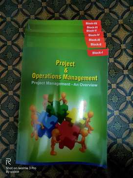 Project and Operations Management
