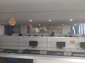 Fully furnished office space for rent in mansarovar