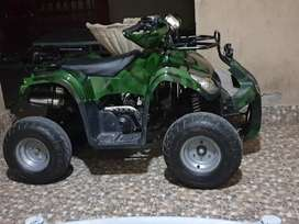 In brand new condition 110cc