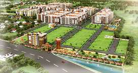 Gated Community 2 Bhk Flats vth 90% SBI Loan @ Gannavaram .