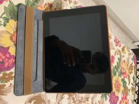 Ipad 2 with good condition new cable and cover