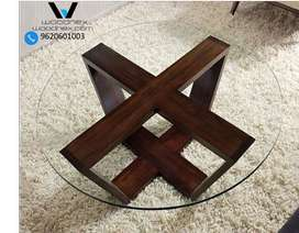 Modern design Coffee Table Well Polished with Waterproof, Termite Free