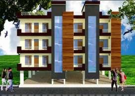 38lakh demand, 3bhk flat for sale, THDC colony ,dehra khas ,dehradun.