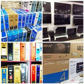New Box Piece Led Tv's On Offer EMI Available