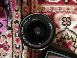 CANON EOS 4000D NEW ( WANT TO SELL URGENT )