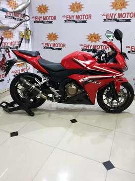 Honda CBR 500cc type ABS Thun 2017 pmk 2018 barang super