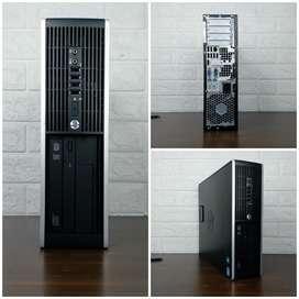 PC HP Compaq 8200 Elite Sff Core i3 Gen2 Ram 4GB HDD 500GB Second