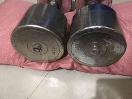 Metal Steel dumbbell