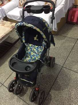 Almost new Imported pram for sale