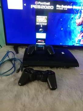 PS 3 SUPER SLIM(500GB)