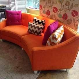 Sofa santai custom