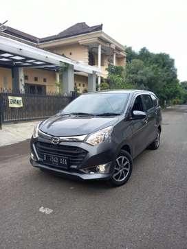 Daihatsu Sigra R MT 2019 Grey