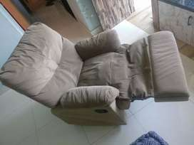 Recliner Sofa (single seater) for sale.