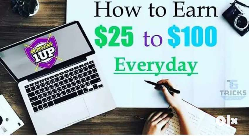 Affiliated marketing 100$ day instant payment 0
