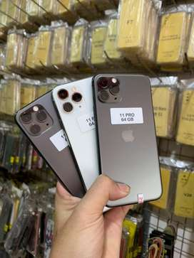 Iphone 11 pro 64Gb super promo gilaa
