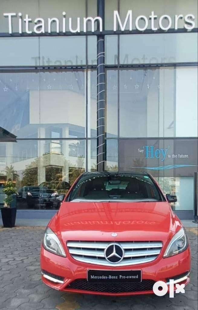 Mercedes-Benz B-Class B 180 Sport, 2014, Diesel 0