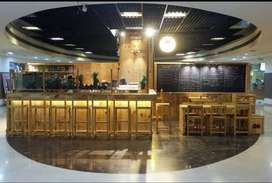 FOR SALE, CAFE EQUIPMENT,FURNITURE IN NOIDA