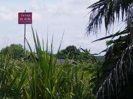 DIJUAL Tanah Strategis Palembang-Indralaya