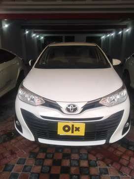 Toyota Yaris 1.3 Auto Already Bank Leased