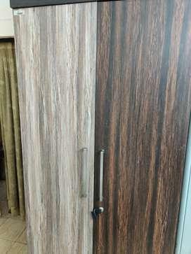 Tseb brand wooden cupboard