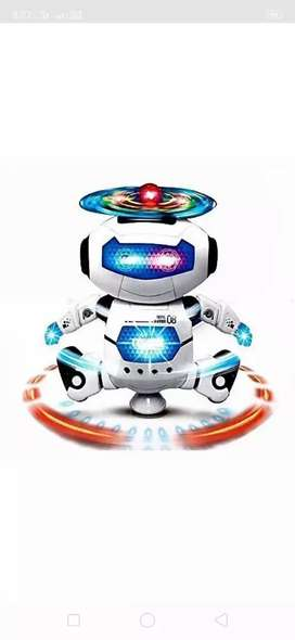 Musicaly robot