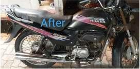 Hero Honda Passion in good condition