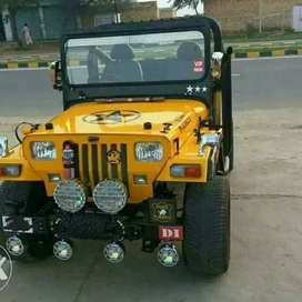 Jain Jeep Motor Garage all State transport facility