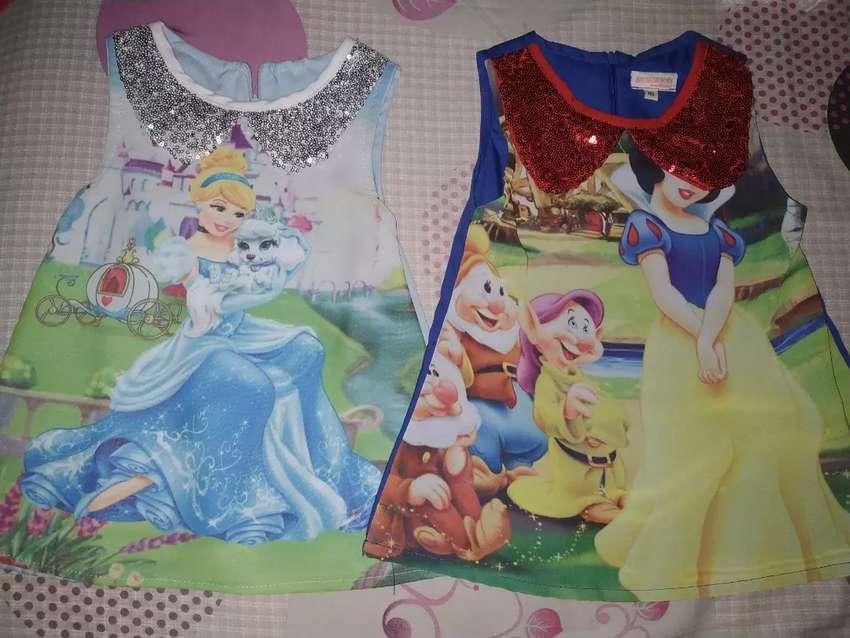 Dijual dres anak princess 0