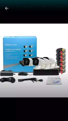 Agen pasang & service paket kamera ccfv fullset/termurah