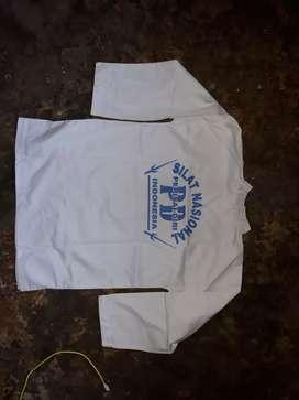Baju dan celana, Silat PD