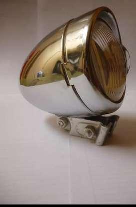 Asesoris lampu sepeda antik