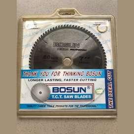 Bosun Circular Saw Blade For Aluminium Cutting 7 inch x 80 T