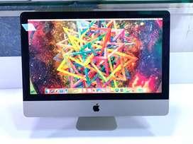 """JustMac—Apple iMac 2K 21.5""""  8 GB RAM/500 GB SSD/Core i5 2015"""