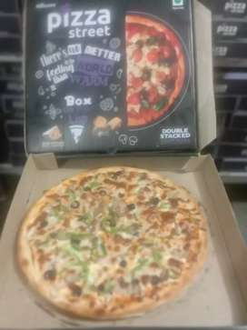 We need a girl or a boy for pizza street shop. Please contact.