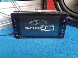Original Pajero Sport 2019 suport mirrorlink