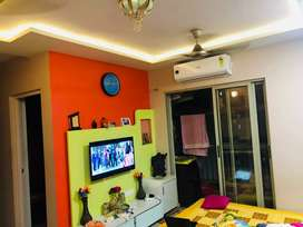 2 BHK Fully Furnished Flat in CASA BELLA GOLD